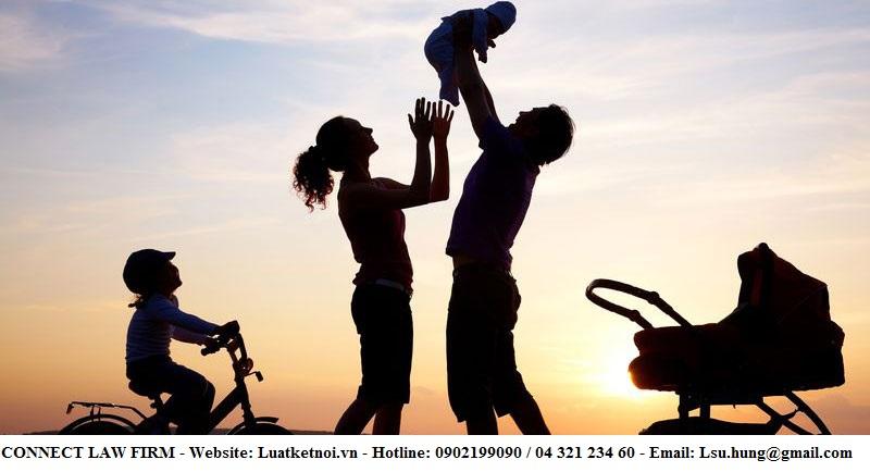 Quyền và nghĩa vụ thăm nom, cấp dưỡng, nuôi con sau ly hôn